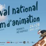 TV - ecran générique Festival